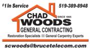 Chad Woods General Contracting