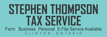 Stephan Thompson Tax Service