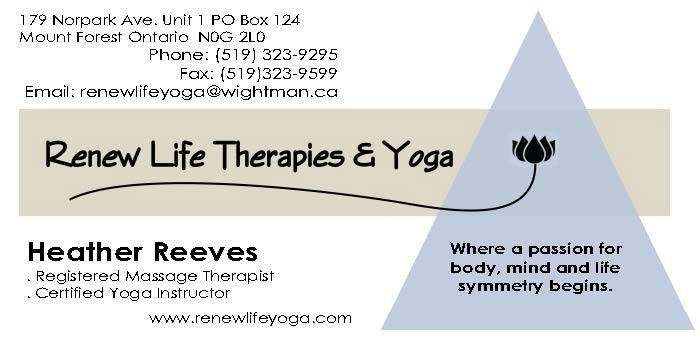 Renew Life Therapies