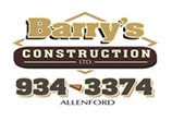 Barry's Construction and Insulation