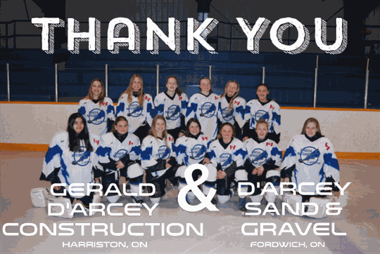 Gerald D'Arcey Construction and D'Arcey Sand & Gravel