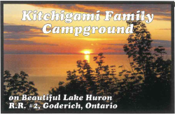 Kitchigami Family Campground