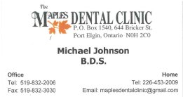 Maples Dental Clinic