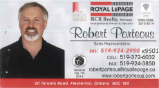 Robert Porteous - Royal LePage