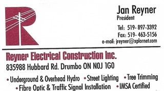 Reyner Electrical Construction