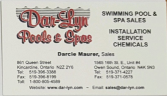 Dar-Lyn Pools & Spas