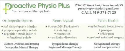Proactive Physio Plus