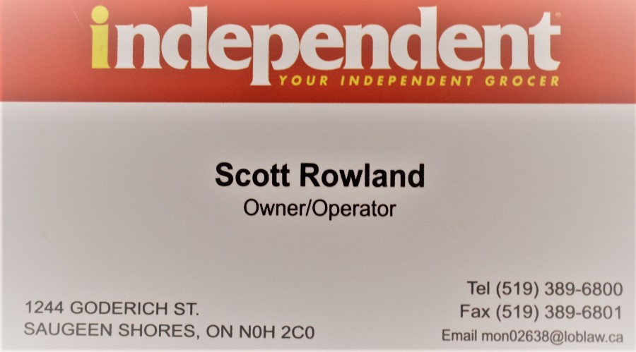 Rowland's Independent
